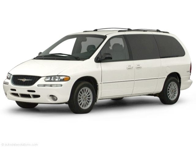 2000 Chrysler Town & Country 4d Wagon LXi