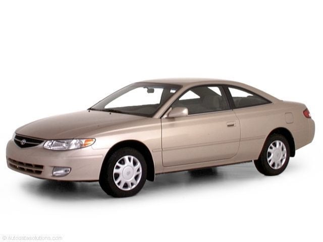 Used 2000 Toyota Camry Solara SE Coupe near Allentown