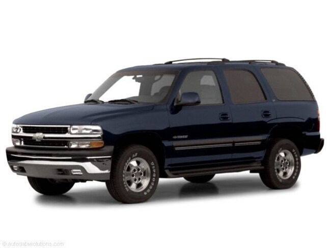 2001 Chevrolet Tahoe LS Full Size SUV