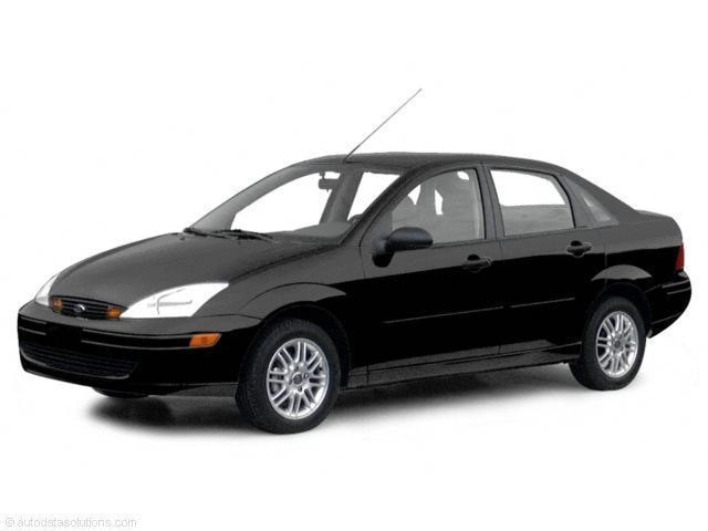Used 2001 Ford Focus SE Sedan in Asheboro