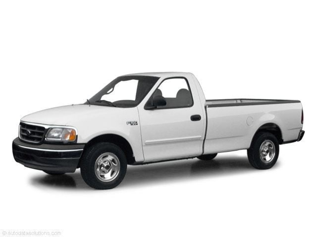 2001 Ford F-150 Truck Regular Cab