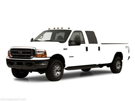 2001 Ford F-250 Truck Crew Cab