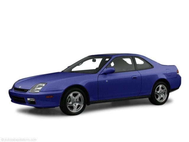 2001 Honda Prelude Base Coupe