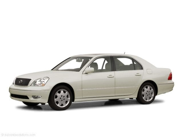 2001 LEXUS LS 430 Base Sedan