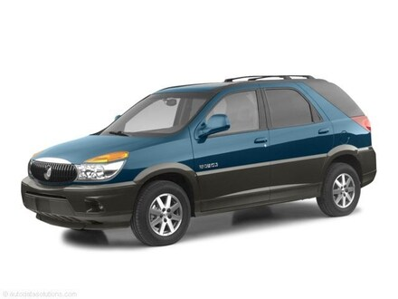 2002 Buick Rendezvous CXL SUV