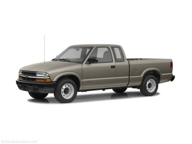 Used 2002 Chevrolet S-10 Truck Extended Cab Myrtle Beach, SC