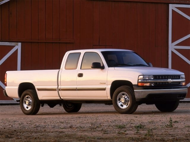 2002 Chevrolet Truck Extended Cab