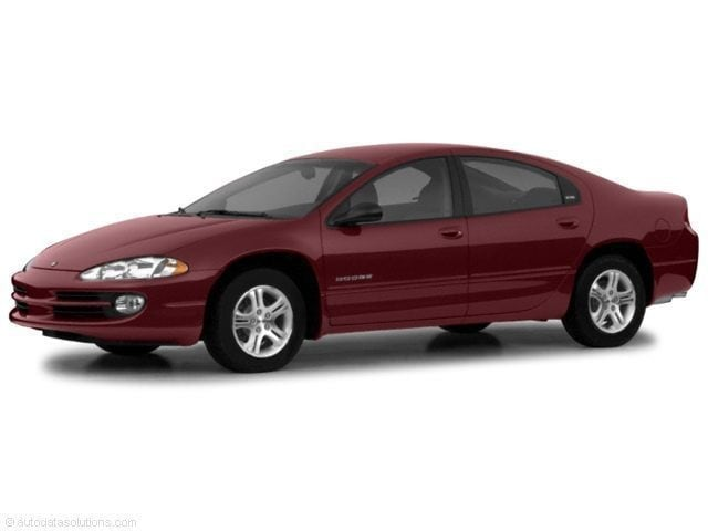2002 Dodge Intrepid SE Sedan