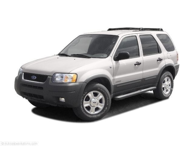 Used 2002 Ford Escape Sport Utility in the Greater St. Paul & Minneapolis Area
