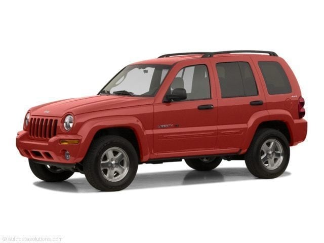2002 Jeep Liberty Limited Edition SUV