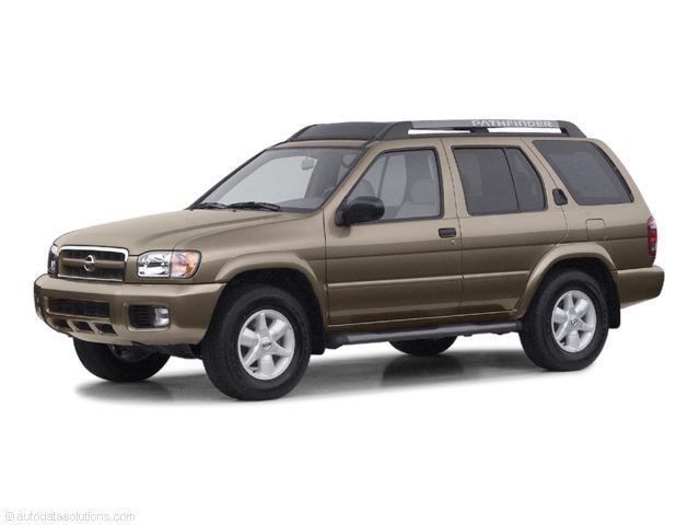 Used 2002 Nissan Pathfinder Sport Utility in the Greater St. Paul & Minneapolis Area