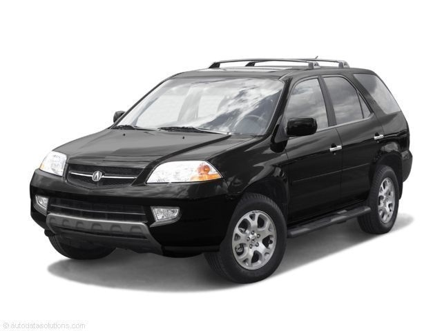 2003 Acura MDX 3.5L w/Touring/Navigation SUV Medford, OR
