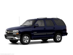 2003 Chevrolet Tahoe 4DR 1500 4WD LT SUV