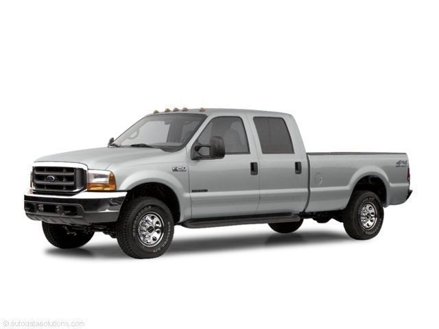 2003 Ford F-250 Truck Crew Cab