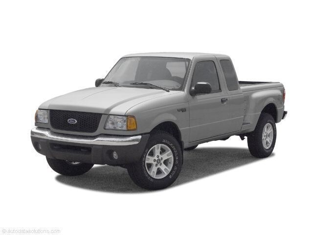 2003 Ford Ranger XLT 4.0L Appearance 4x2 Super Cab Styleside 5.75 f