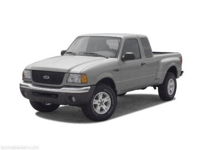 New 2003 Ford Ranger XLT 4.0L Appearance 4x2 Super Cab Styleside 5.75 f for sale in Grants, NM