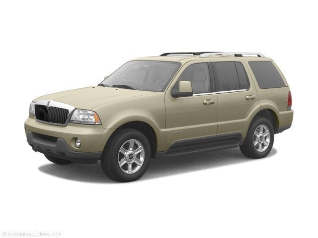 New 2003 Lincoln Aviator 4D Sport Utility SUV In San Francisco Bay Area