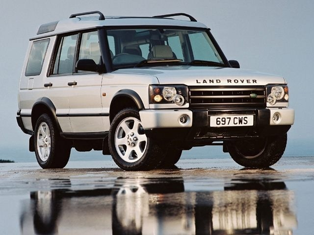 2003 Land Rover Discovery SE SUV