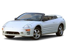 2003 Mitsubishi Eclipse Spyder GS Convertible
