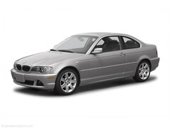 2004 BMW 3 Series 325Ci Coupe