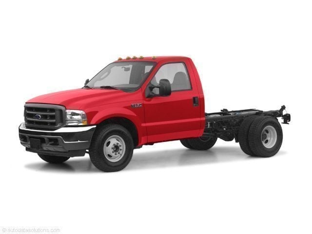 Used 2004 Ford F-350 Chassis XLT Truck Regular Cab near Allentown