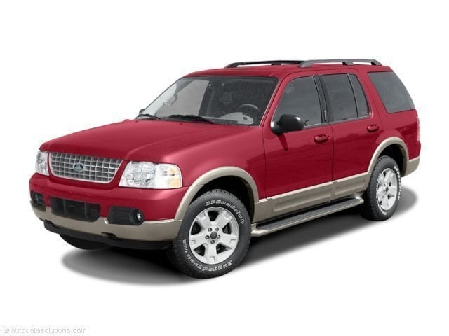 2004 Ford Explorer XLT SUV