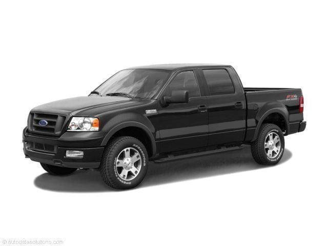 2004 Ford F150 2WD Supercrew XLT