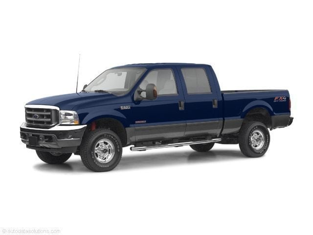 2004 Ford Super Duty F-350 DRW Crew Cab Pickup