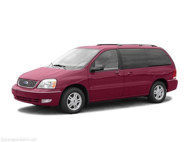 2004 Ford Freestar Wagon SES SES
