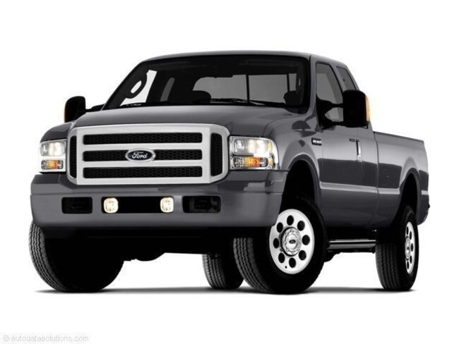 2005 Ford F-250 XLT Truck