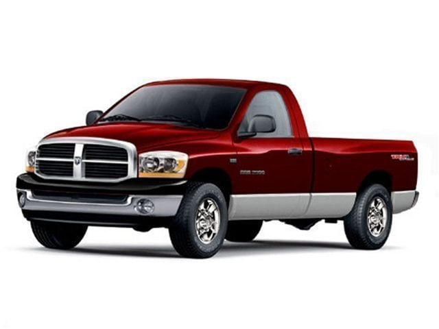 2006 Dodge Ram 2500 Truck Regular Cab
