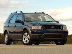 Bargain Used 2006 Ford Freestyle Limited Wagon N11153B Flagstaff, AZ