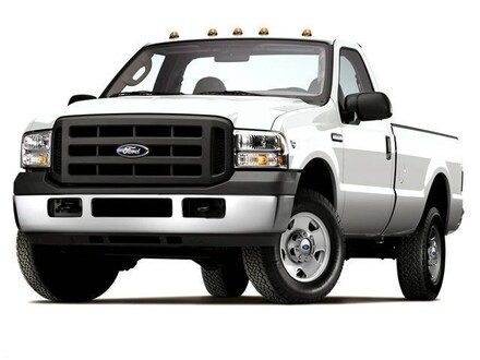 2006 Ford F-350 Super Duty Regular Cab