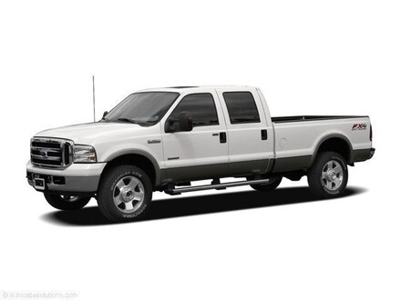2006 Ford F-350 Super Duty Crew Cab Truck