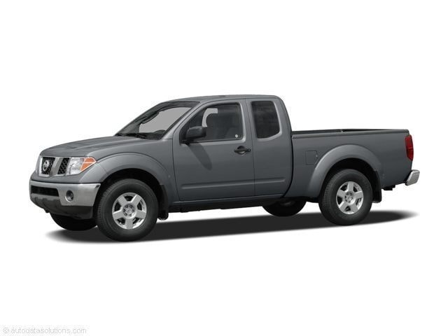 2006 Nissan Frontier 2WD King Cab XE 5spd