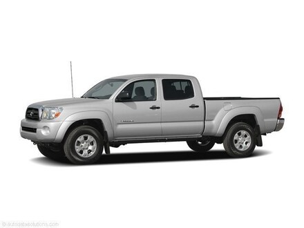 2006 Toyota Tacoma Truck Double-Cab