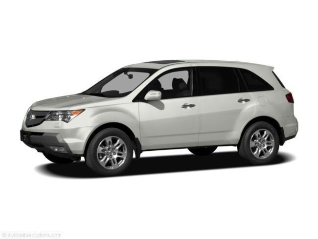 Used 2007 Acura MDX SPORT/ENTERTAINME SUV In Fort Collins