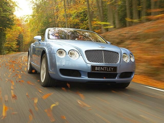 2007 Bentley Continental GTC Base Convertible