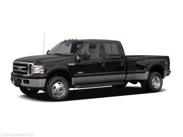 Used 2007 Ford F-350 King Ranch Truck Crew Cab in Winston-Salem