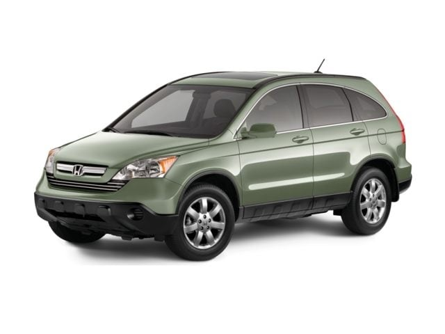 Used 2007 Honda CR-V EX-L 2WD 5dr  w/Navi SUV Los Angeles