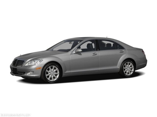 2007 Mercedes-Benz S-Class 5.5L V8 Sedan