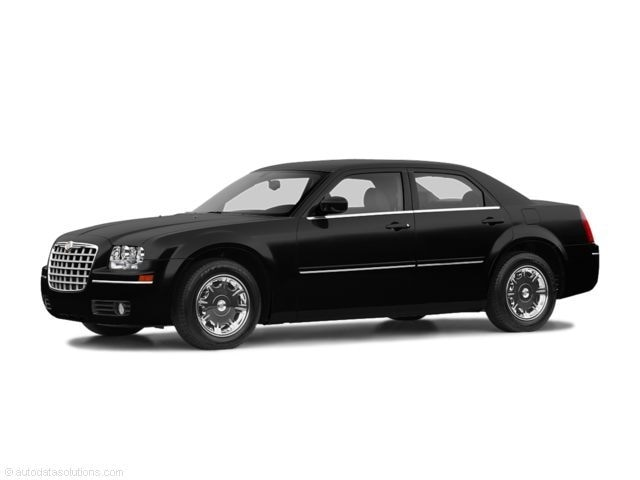 2008 Chrysler 300 4d Sedan Touring