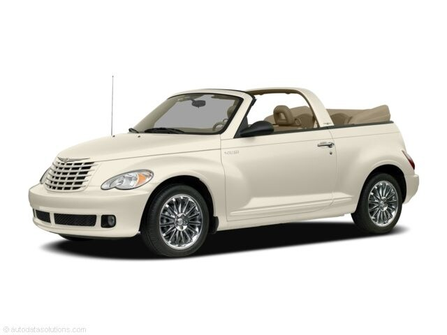 2008 Chrysler PT Cruiser Touring Convertible