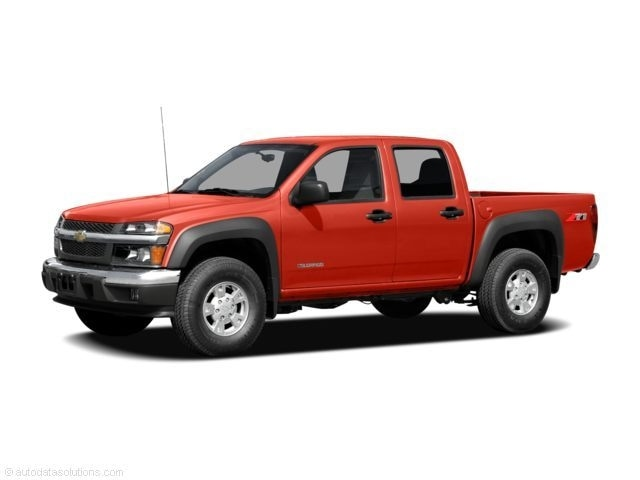 2008 Chevrolet Colorado LT with 1LT 4WD Crew Cab 126.0 LT w/1LT