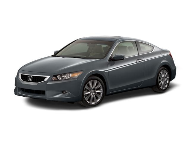 Used 2008 Honda Accord EX-L V6 Coupe Houston