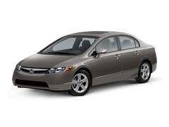 Used 2008 Honda Civic EX Sedan Cambridge, Massachusetts