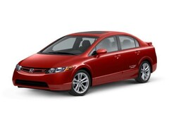 2008 Honda Civic Si 4dr Car