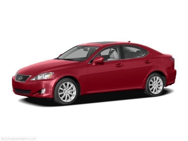 2008 Lexus IS 250 Unknown Sedan