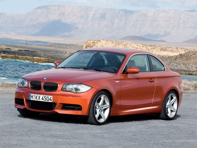 2009 BMW 1 Series 2d Coupe 128i SULEV