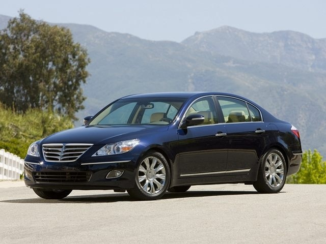 2009 Hyundai Genesis 3.8 Sedan for sale in Rocky Mount